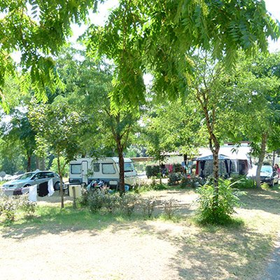 Emplacements-camping