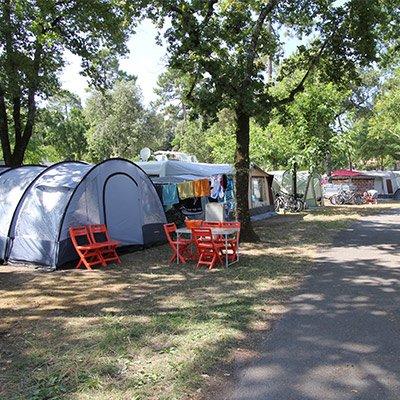 Découvrir les emplacements de camping