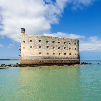 Découvrir le Fort Boyard
