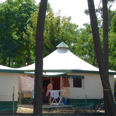 Découvrir les tentes Bengali